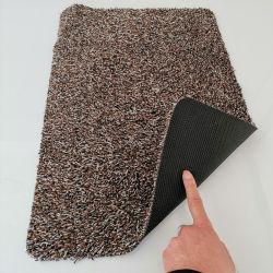 L'absorption de l'eau antidérapant Doormats coton personnalisés