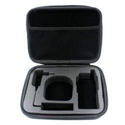 Rádio de Duas Vias Lado Carring caso bag bolsa Caixa de arrumação para Baofeng Walkie-talkie-82 UV UV UV82-8d