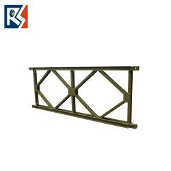 빠른 구조 Prefabricated 강철 구조물 강철 브리지