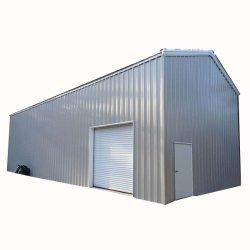 最もよい価格の前ファブリックフレームの構築の倉庫の鉄骨構造の建物