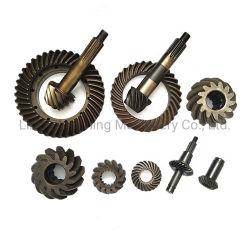 Redutor de Velocidade Alta qualidade de Engenharia do eixo de engrenagem helicoidal do Motor de Passo