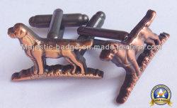 Moda personalizzata zinco pressofuso promozione regalo Cute Cute gemelli