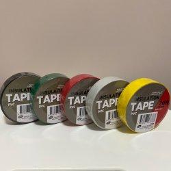 巻上げに使用するPVC電気電気絶縁体の絶縁テープは馬具テープをワイヤーで縛る
