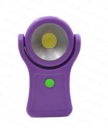 Pocket COB LED lanternes de camping avec crochet pliable