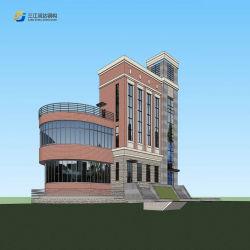 Hot Sale ! Structure en acier de haute élévation de gros bâtiment pour Office