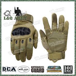 Men's Hard Soft militaire tactique fusée des gants de combat de l'Armée Full Finger