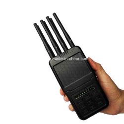 De 8-band van de hoge Macht de Mobiele GSM CDMA van de Telefoon 3G 4G Blocker van de Stoorzender van het Signaal/Stoorzender van WiFi Jammer/GPS/Stoorzender Lojack