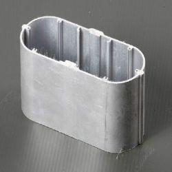 Aleación de aluminio mecanizado CNC Fundición a presión de montaje de la máquina de fabricación textil