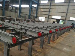 Ensemble de transfert de la chaîne pour paquet de rangement en acier de l'équipement de fabrication en acier métallurgique OEM