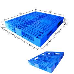 Doppelte Seiten-Plastikladeplatte für vorgewählte Zahnstange 120X100X15cm