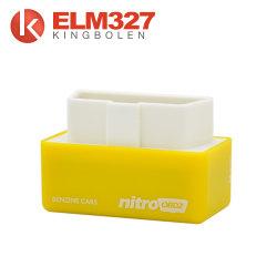 Горячая продажа Nitroobd2 бензин автомобильный Chip Tuning окно пробку и OBD2 Chip Tuning окно больше мощности / больший крутящий момент