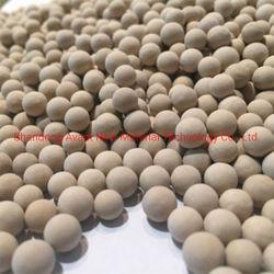 Produtos químicos inorgânicos de porosidade Adsortion Grânulo 5A Peneira Molecular