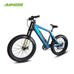 2019 بالجملة إطار العجلة سمين درّاجة كهربائيّة [1000و] مع سعر جيّدة