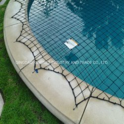 Cubierta de piscina PP Red de seguridad de malla con tratamiento UV