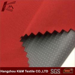 Вся обшивочная ткань 240t полиэстер Pongee ткань с покрытием с напечатанными PU мембрана