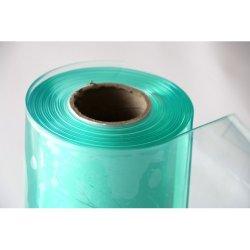 Congelador de plástico claro Polar Cortina de tiras de PVC de porta