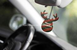 2020 Best-Selling regalos de Navidad diseño personalizado coche Ambientador aroma