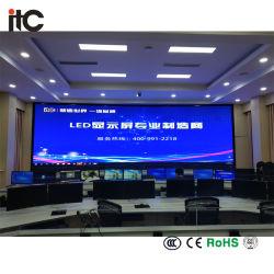 전자공학 P2.5 P3 P4 P5 P6 실내 발광 다이오드 표시 스크린 LED 스크린 단위 표시