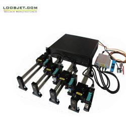 El equipo de automatización para la impresión de inyección de tinta y Codificación de Mercancías