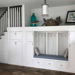 Современная кухня кабинет Set / Монтаж на стене кабинета