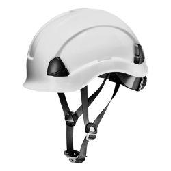 Protecção de engenharia de segurança desportiva Capacete Capacete ABS/PEAD Construção Capacete Industrial Montanhismo capacete com o ANSI MARCAÇÃO
