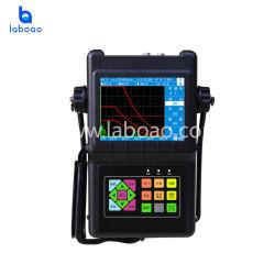 Fréquence de répétition réglable Testeur de détecteur de défauts par ultrasons pour évaluer et diagnostiquer les défauts et les fissures de la pièce