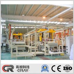 Линия Electroplating Автоматический тип опоры цилиндра экструдера Electrolating оборудования на никель и медь покрытие машины