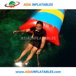 Lona de PVC Blob água insufláveis, saltos de água almofada insuflável