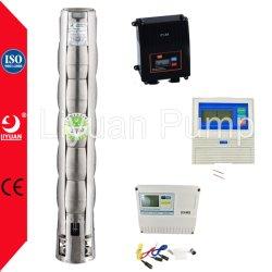 Indicador de presión, Panel de control de la bomba de agua