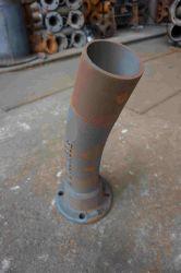 Moulage de fonte ductile 100X22.5 raccord de tuyauterie