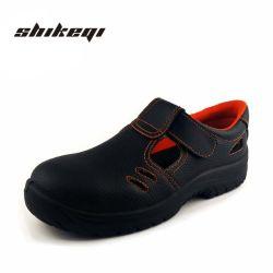 Летом Дышащий мужчины работают Обувь без кружева, Легкая защитная обувь лучших благоухающем курорте Boot, обувь для промышленных цена