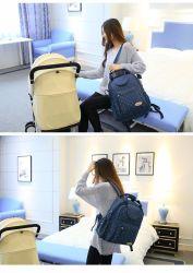 Bolsas de la madre funcional pañal Bolsa bolsas de productos para bebés