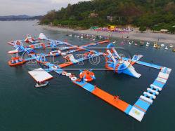 Aqua Park Parque Acuático hinchable para el mar o lago