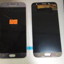 Original et rénovées avec écran LCD tactile du smartphone pour Samsung J7 PRO, J730, l'or, noir, blanc