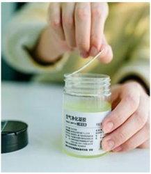 Sala de Perfume Sólido cheiro de gel de Dióxido de Cloro Airfreshner Inicial Freshners ar para veículos automóveis