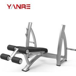 Popular de alta qualidade de equipamentos de musculação Ginásio de Treinamento de ginástica olímpica de declínio da máquina desportiva de bancada