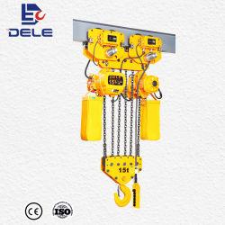 1tonは速度の電気チェーンブロックの鎖Hositを選抜する