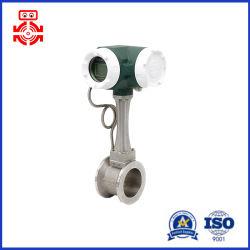 測定の液体または蒸気のための工場価格4~20mAの出力渦の流れメートル