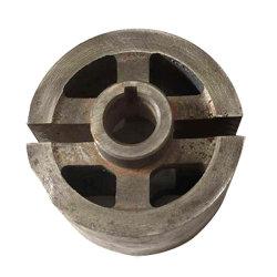Produtos de ferro fundido dúctil peças bomba de vácuo fundição em areia do Rotor