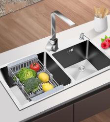 Equipamento de casa de banho cozinha torneira em aço inoxidável loiça sanitária dos produtos da série
