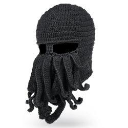 冬の暖かい OCTTOUS HAT 風よさは人のためにおかしい 女性