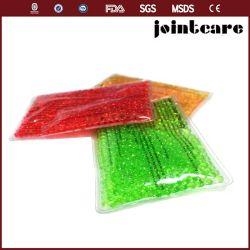 高品質PVC再使用可能なフリーザーのゲルのビードの氷パックのヘルスケアの熱く冷たいゲルのビードのパック