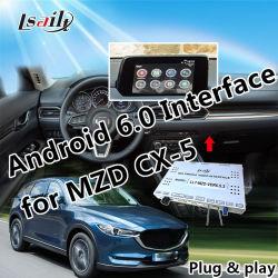 Plug and Play Android 6.0 автомобильной навигации GPS для Mazda CX-5 с WiFi Mirrorlink карты Google и т.д.