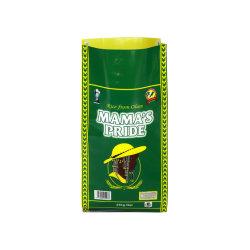 1kg 2 kg 5 kg de peso 25kg de plástico de 50kg de harina de vacío/arroz/fuente/grano de arena//fertilizantes tejida PP bolso personalizado