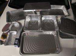 Contenitore da estrarre, contenitore per alimenti in PP, contenitore per il prelievo, scatola per pranzo, contenitore per alimenti monouso, Senza BPA, contenitore per microonde in PP, contenitore in alluminio,