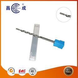 La fábrica China de carburo de tungsteno de carburo sólido//HSS Brocas de torsión para máquina de corte CNC