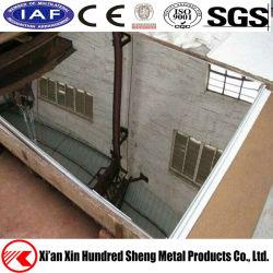 SuperEdelstahl des spiegel-316L 201 mit Belüftung-Schutz-Platte/Blatt