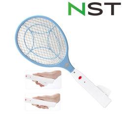 Manual de alta calidad de la generación de energía Electric Mosquito Swatter, Mosquito Bat