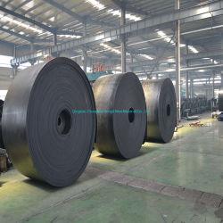 Ep300 резиновый ремень конвейерной ленты для цементного завода