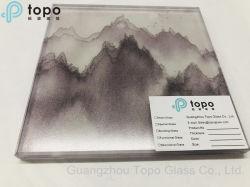 Ламинированные гор и вод окраска провод ткань стекло (PLW-TP)